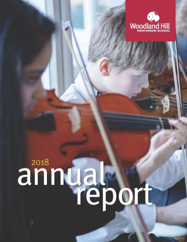 WHMS Annual Report 2018 cover